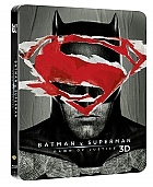 FAC --- BATMAN vs. SUPERMAN: Úsvit spravedlnosti EDITION 3 HARDBOX (2 Blu-ray 3D + 4 Blu-ray)