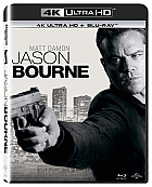 JASON BOURNE 4K Ultra HD (2 Blu-ray)