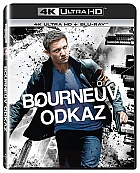 BOURNEÙV ODKAZ 4K Ultra HD (2 Blu-ray)
