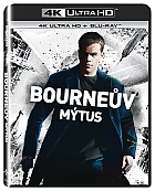 BOURNEŮV MÝTUS (4K Ultra HD + Blu-ray)