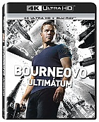 BOURNEOVO ULTIMÁTUM 4K Ultra HD (2 Blu-ray)