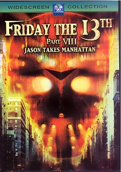 Friday The 13th: Part VIII - Jason Takes Manhattan (Pátek třináctého 8)