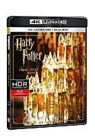 HARRY POTTER A PRINC DVOJÍ KRVE 4K Ultra HD (2 Blu-ray)