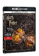 HARRY POTTER A RELIKVIE SMRTI: 1 ČÁST 4K Ultra HD (2 Blu-ray)