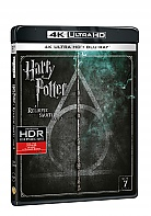 HARRY POTTER A RELIKVIE SMRTI: 2. ČÁST 4K Ultra HD (2 Blu-ray)
