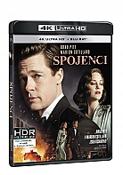 SPOJENCI 4K Ultra HD (2 Blu-ray)