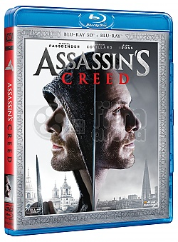 ASSASSIN'S CREED 3D + 2D