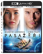 PASAŽÉØI 4K Ultra HD (2 Blu-ray)
