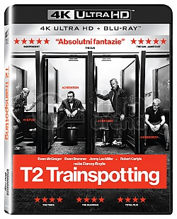 T2: Trainspotting  2  4K Ultra HD
