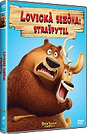 LOVECKÁ SEZONA: Strašpytel BIG FACE KIDS (DVD)