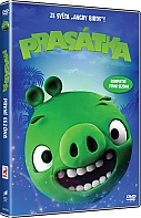 ANGRY BIRDS: Prasátka Season 01 (BIG FACE KIDS) (DVD)