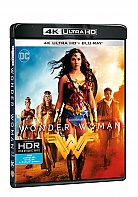 WONDER WOMAN  4K Ultra HD (2 Blu-ray)