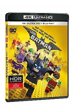 THE LEGO BATMAN FILM 4K Ultra HD
