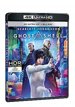 Ghost in the Shell 4K Ultra HD