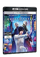 Ghost in the Shell 4K Ultra HD (2 Blu-ray)