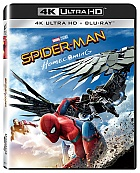 Spider-Man: Homecoming 4K Ultra HD (2 Blu-ray)