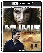 MUMIE (2017) 4K Ultra HD (2 Blu-ray)