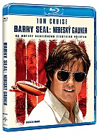 BARRY SEAL: Nebeský gauner (Blu-ray)