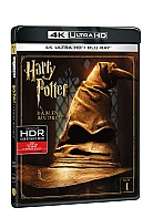 HARRY POTTER A KÁMEN MUDRCŮ 4K Ultra HD (2 Blu-ray)