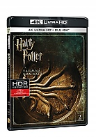 HARRY POTTER A TAJEMNÁ KOMNATA 4K Ultra HD (2 Blu-ray)