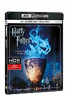 HARRY POTTER A OHNIVÝ POHÁR (4K Ultra HD + Blu-ray)