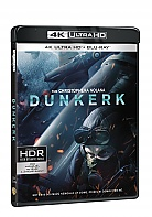 DUNKERK (4K Ultra HD + 2 Blu-ray)