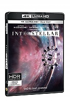 INTERSTELLAR 4K Ultra HD (3 Blu-ray)