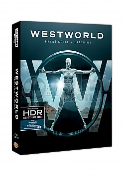 WESTWORLD - 1. série 4K Ultra HD