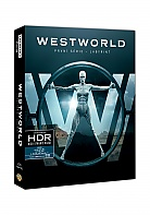 WESTWORLD - 1. série 4K Ultra HD (6 Blu-ray)