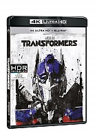 TRANSFORMERS (4K Ultra HD + Blu-ray)