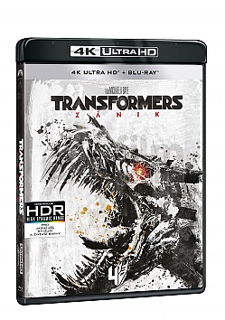 TRANSFORMERS 4: Zánik 4K Ultra HD