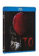 To (Stephen King's IT) (2017) (Blu-ray)