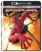 SPIDER-MAN (4K Ultra HD + Blu-ray)