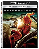 SPIDER-MAN 2 4K Ultra HD (2 Blu-ray)