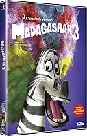 MADAGASKAR 3 (BIG FACE) (DVD)