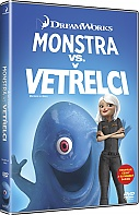 MONSTRA VS. VETŘELCI (BIG FACE) (DVD)