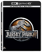 JURSKÝ PARK 3 4K Ultra HD (2 Blu-ray)