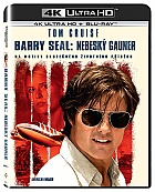 BARRY SEAL: Nebeský gauner 4K Ultra HD (2 Blu-ray)