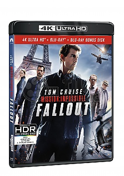 MISSION: IMPOSSIBLE VI - Fallout 4K Ultra HD