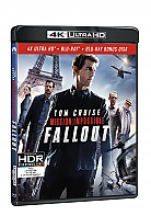 MISSION: IMPOSSIBLE VI - Fallout 4K Ultra HD (3 Blu-ray)