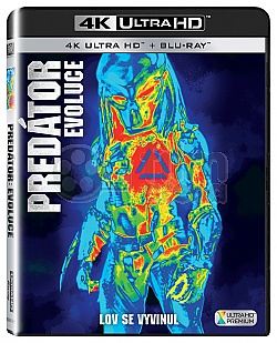 THE PREDATOR 4K Ultra HD
