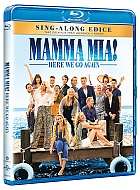 MAMMA MIA: HERE WE GO AGAIN! (Blu-ray + DVD)