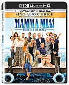 MAMMA MIA: HERE WE GO AGAIN! 4K Ultra HD (2 Blu-ray)