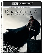 DRÁKULA: Neznámá legenda (4K Ultra HD + Blu-ray)