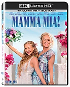 MAMMA MIA! 4K Ultra HD (2 Blu-ray)