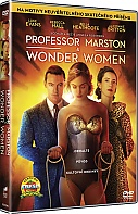 PROFESSOR MARSTON & THE WONDER WOMAN (DVD)