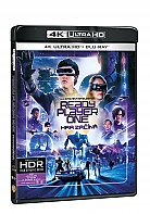 READY PLAYER ONE: HRA ZAČÍNÁ 4K Ultra HD (2 Blu-ray)