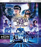 READY PLAYER ONE: HRA ZAČÍNÁ 4K Ultra HD