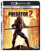 PREDÁTOR 2 4K Ultra HD (2 Blu-ray)