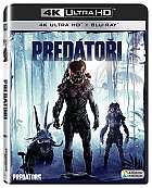 PREDÁTOŘI 4K Ultra HD (2 Blu-ray)